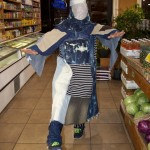 men's denim burqa