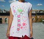 Stars and hearts shirt