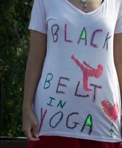 Black Belt in Yoga