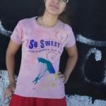 humor diabetics tshirt pink ladies