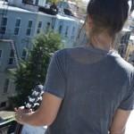 the blank back of i love my bf tee shirt