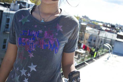 hot mess fun ladies shirt